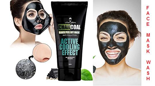 face mask wash