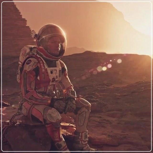 火星上的一天,雨木散文故事