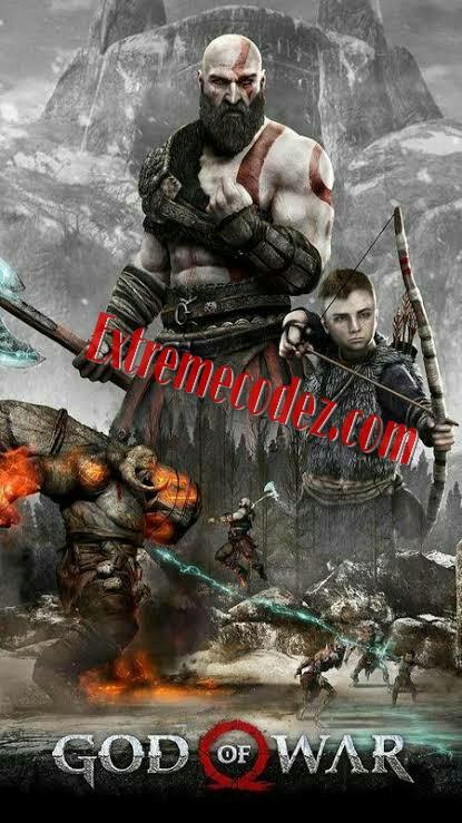 God of war 4 download iso