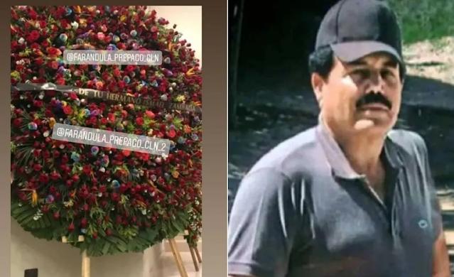 Ultima hora, reportan muerte de Águeda Zambada, hermana de El Mayo Zambada su hermano le envía enorme arreglo de flores