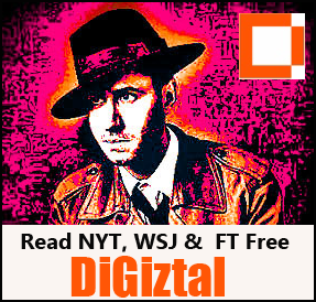 read New York Times, Wall Street Journal And Financial Times Online  for free
