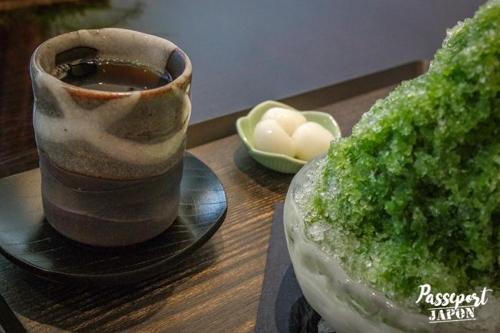Le salon de thé Toraya