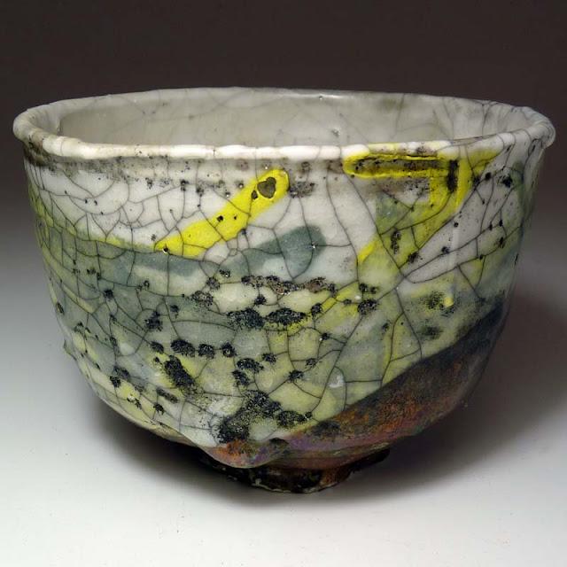 Bol céramique d'art