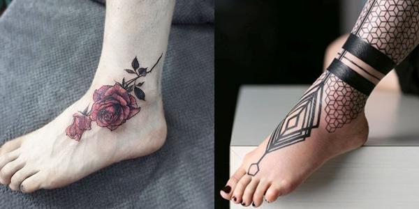 Mytattoolandcom Best Foot Tattoo Designs And Ideas With