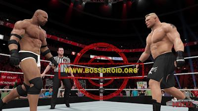 WWE 2K18 PSP Iso