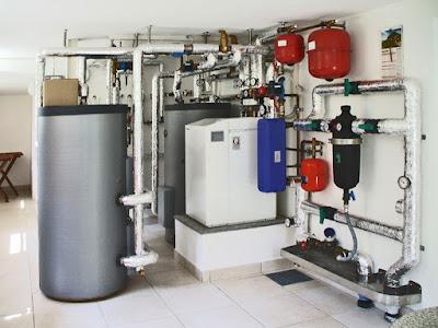 impianto-caldaia-pompa di calore-energia