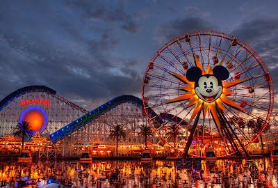 DisneyLand en Los Angeles - que visitar