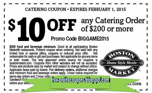Save up to 50% with these current Boston Market coupons for December The latest kabor.ml coupon codes at CouponFollow.