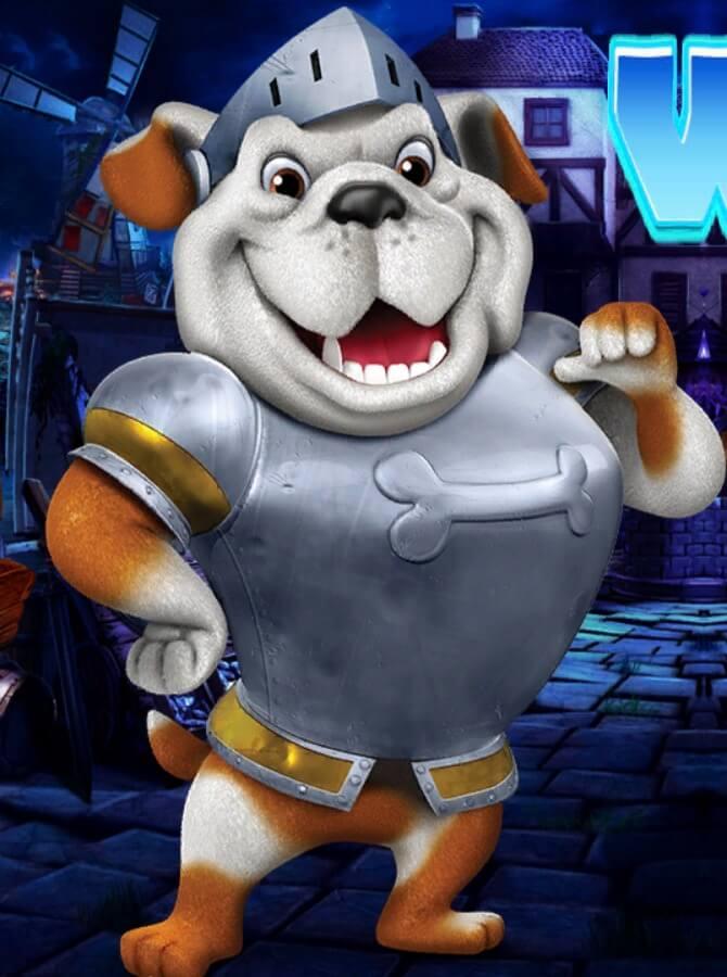PalaniGames Warrior Dog E…