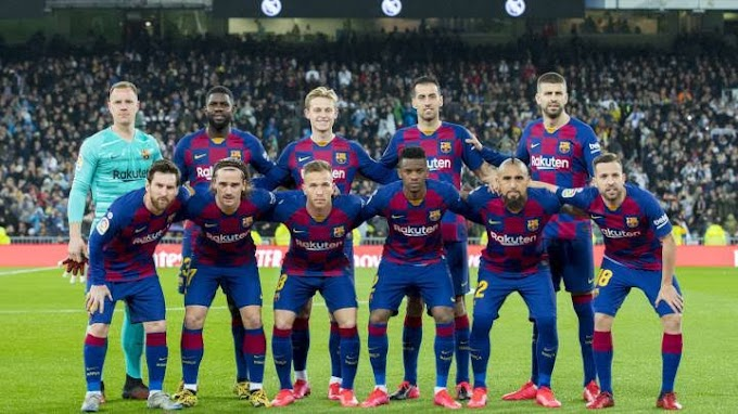 Covid-19: Barcelona announce €97m losses and €200m decrease in revenue