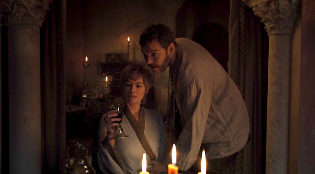 Game of Thrones (Season 8), Cersei and Euron Greyjoy