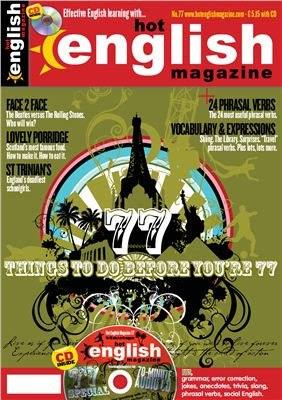 Hot English Magazine - Number 77