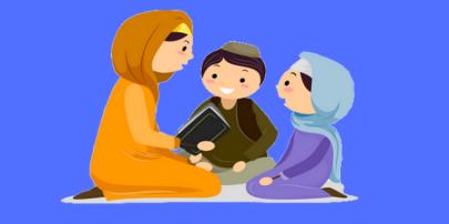 7 Metode Dalam Mendidik Anak Ala Rasulullah