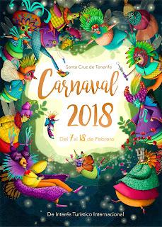 Santa Cruz de Tenerife - Carnaval 2018 - Nareme Melián Mahugo