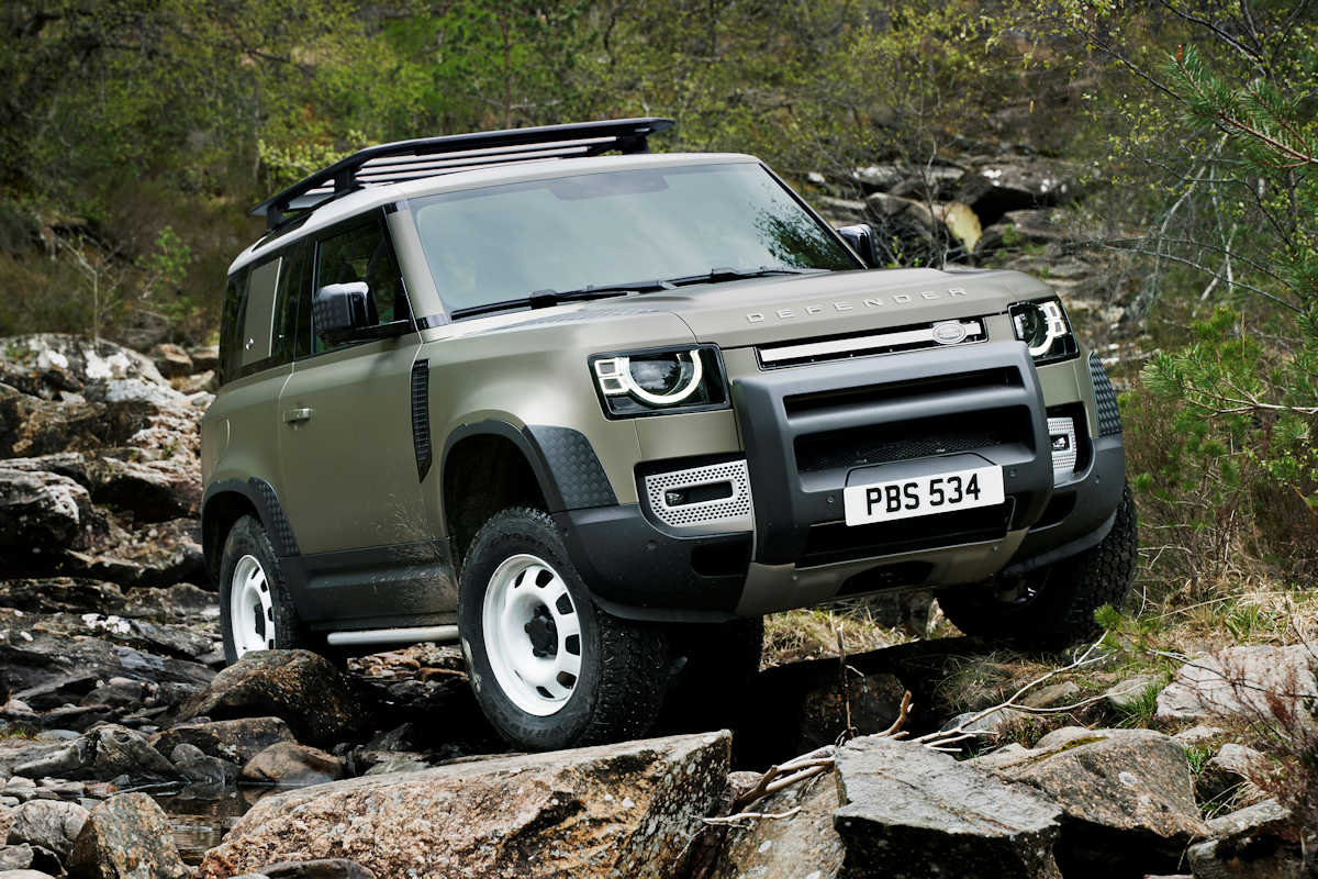 All New 2020 Land Rover Defender Is An Icon Re Imagined ...