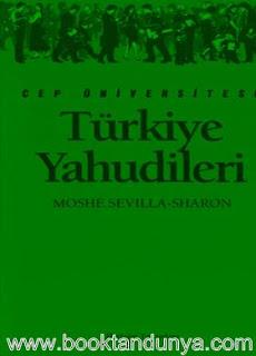 Moshe Sevilla-Sharon - Türkiye Yahudileri  (Cep Üniversitesi Dizisi - 63)