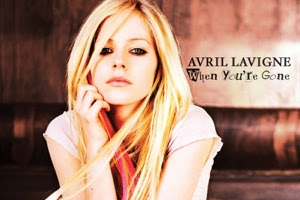 Kunci Gitar Avril Lavigne - When You're Gone