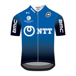La plantilla del NTT Pro Cycling 2020