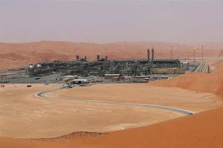 Teroris Syiah Houtsi Serang Ladang Minyak dan Gas Arab Saudi