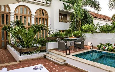 Hotel Casa San Agustín en Cartagena de Indias