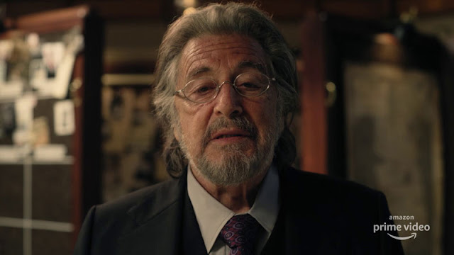 Tráiler oficial de 'Hunters' la nueva serie original de Amazon con Al Pacino