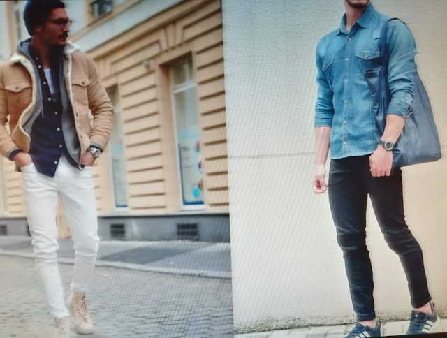8 Style Tips for Skinny Guys  (How-to-Dress-if You're-Skinny ) BluMaan 2020