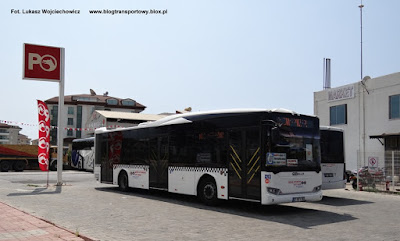 Tezeller LF1200, Alanya Belediyesi Şehir Otobüsü