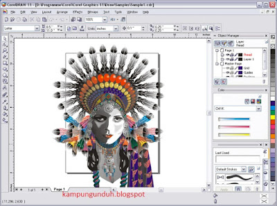 Corel Draw Full 11 Version