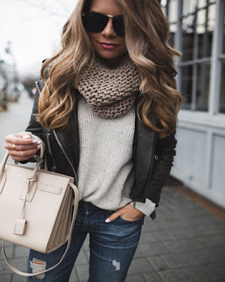 outfit elegante de otoño tumblr