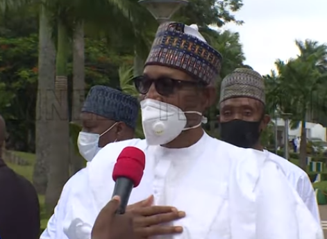 Insecurity: We are working very hard, I hope Nigerians will understand- President Buhari