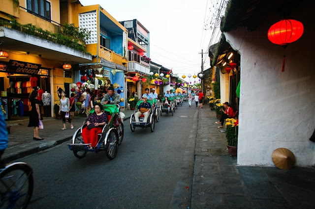 Hoi An and Hue are among the top 12 must-see cities in Asia