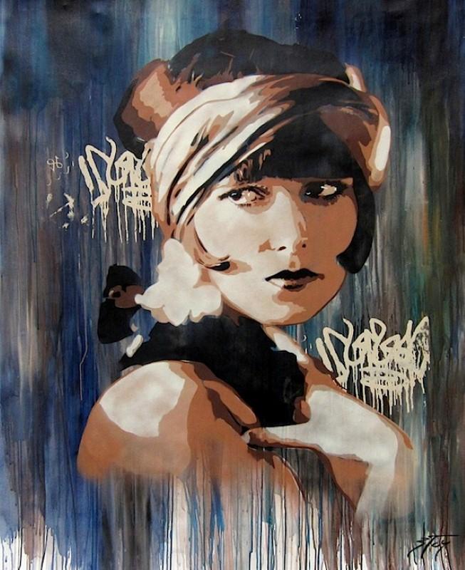 Уличные художники Andrea Michaelsson и Ilya Meyer 30