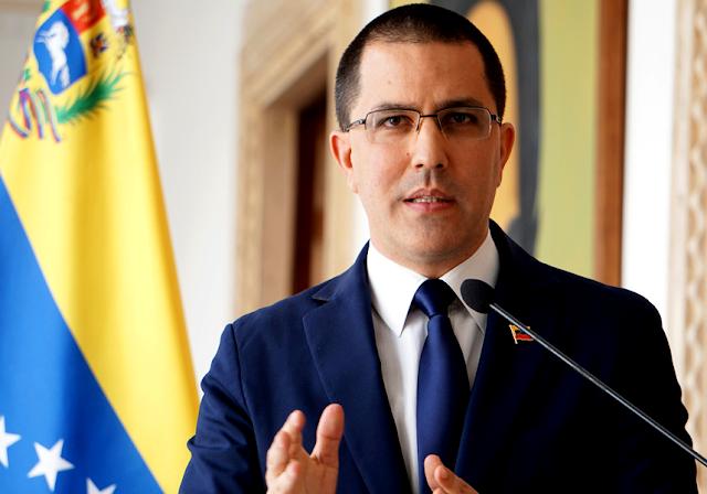 Jorge Arreaza denunció el abordaje informativo de la AFP sobre Venezuela
