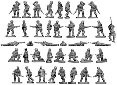 German Infantry picture 1