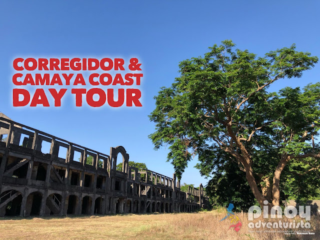 Corregidor Day Tour travel package from Bataan or Manila