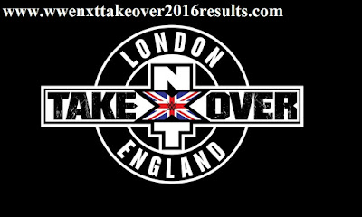 NXT Takeover 2016 London