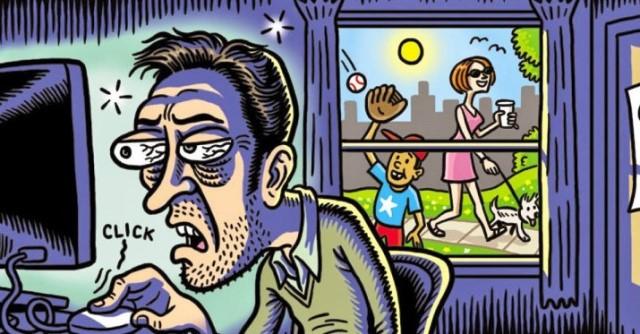 Bahaya Internet Bagi Kesehatan