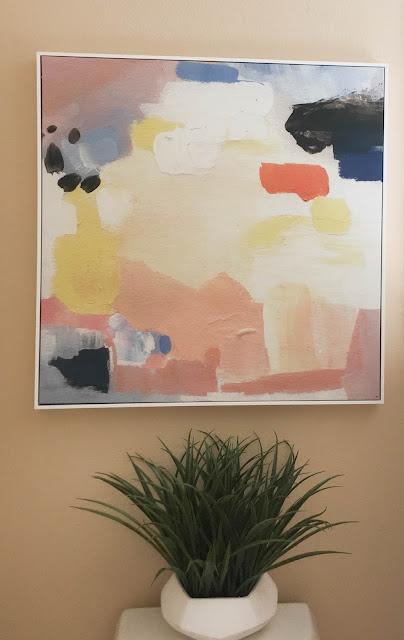 Modern art | sprinkledwithcolor.com