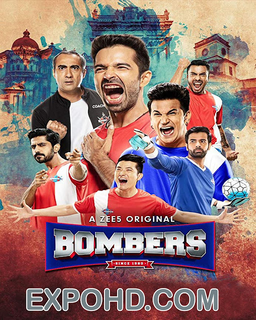 (18+) Bombers 2019 Hindi S01 Complete Ep (1.6) HDRip x265 HD 720p