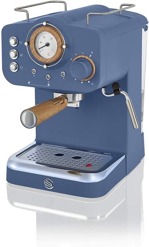 Swan Nordic Milk Frother Espresso Machine