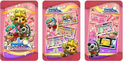 Game Salon Hewan - Preety Pet Shop