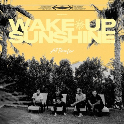 All Time Low - Wake Up, Sunshine (2020) - Album Download, Itunes Cover, Official Cover, Album CD Cover Art, Tracklist, 320KBPS, Zip album