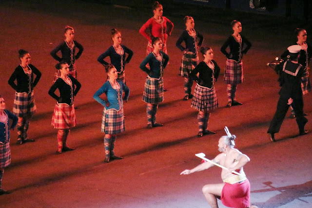 Edinburgh Tattoo New Zealand