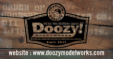 Doozy Modelworks Website