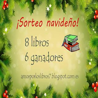 http://amorporloslibros7.blogspot.com.es/2016/12/sorteo-navideno-8-libros-6-ganadores.html