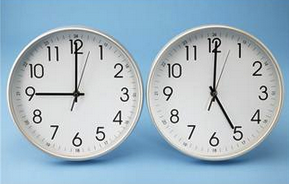 Learn some tips on how Americans use and and approach time.