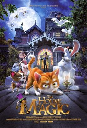 , The House of Magic- See the Preview Trailer  Here