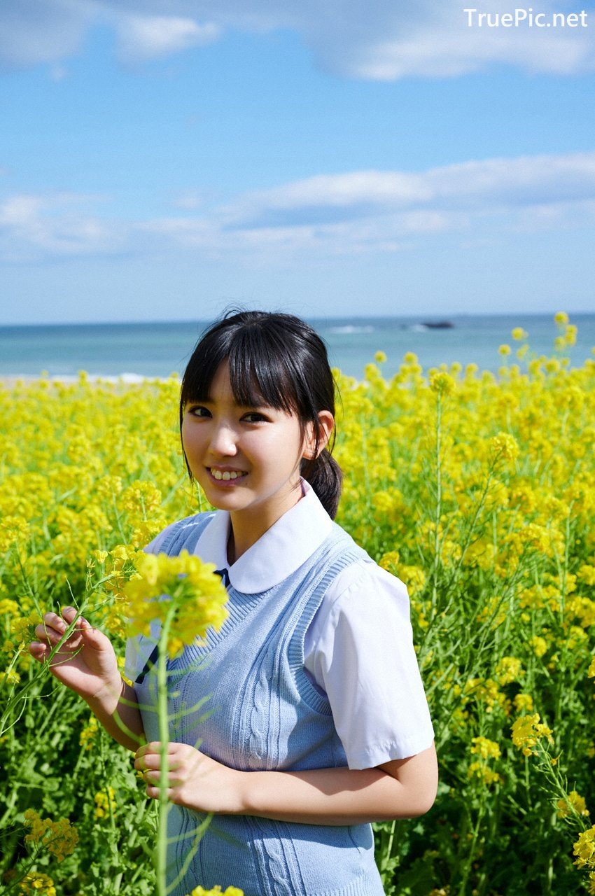 Image Japanese Pop Idol – Aika Sawaguchi - Winner Miss Magazine Gravure Competition - TruePic.net - Picture-3