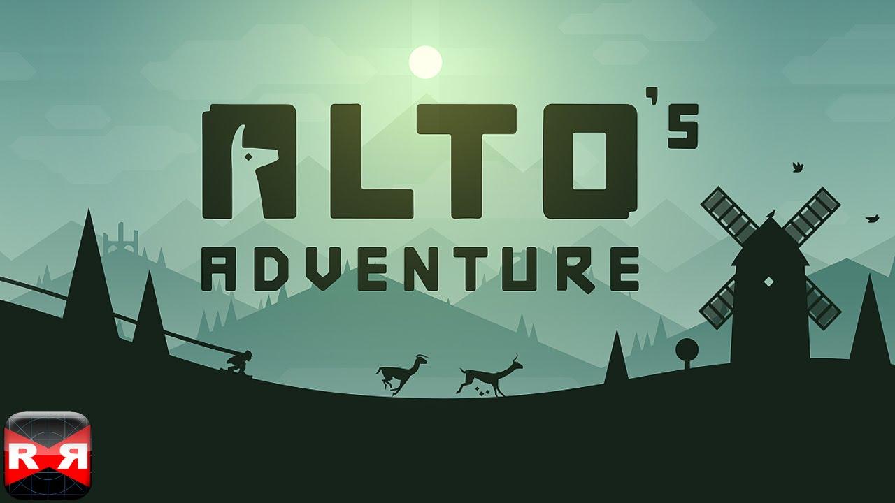 #5 Alto's Adventure