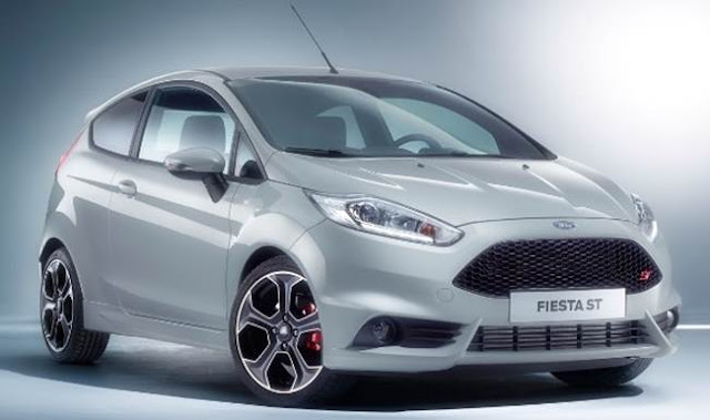 2017 Ford Fiesta ST200 Redesign